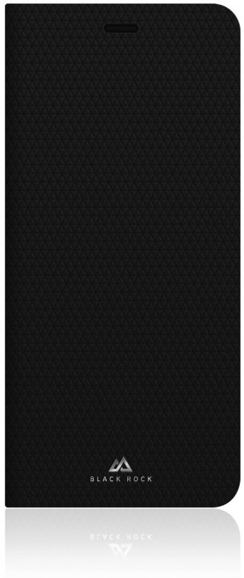 Black Rock Zwart Standard Booklet Samsung Galaxy A8 (2018)