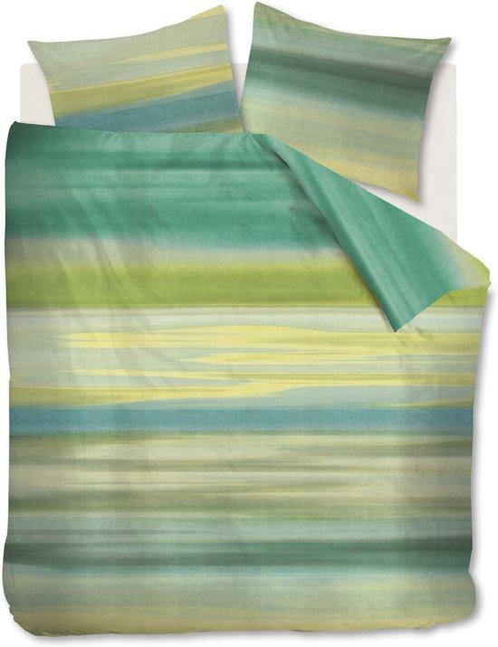 Beddinghouse Gibson - dekbedovertrek - lits-jumeaux - 240x200/220 - Groen