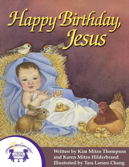 Happy Birthday Jesus