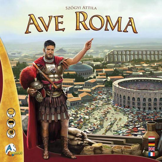 Afbeelding van het spel Ave Rome Bordspel (Engelse Versie)