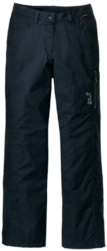 Jack Wolfskin Rainforest Pants Men - heren - waterdichte wandelbroek - maat  48 - blauw