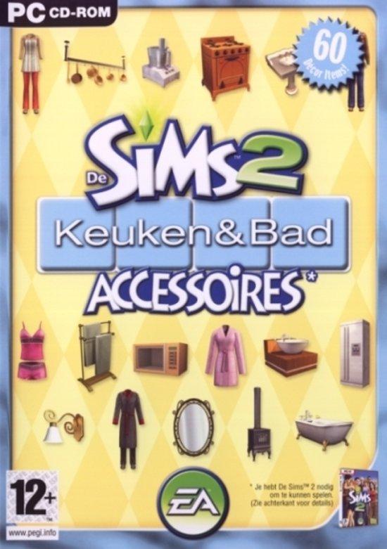 bol.com | De Sims 2: Keuken & Badkamer Accessoires - Windows ...