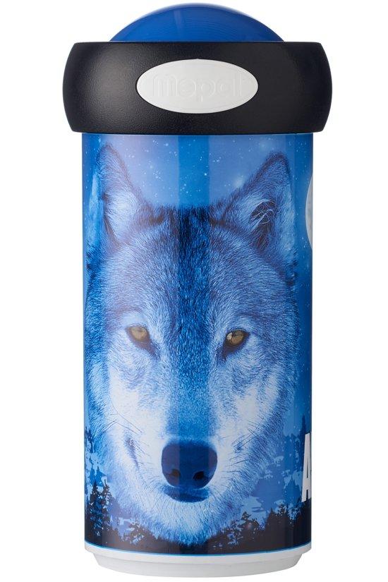 Mepal Camp schoolbeker wolf