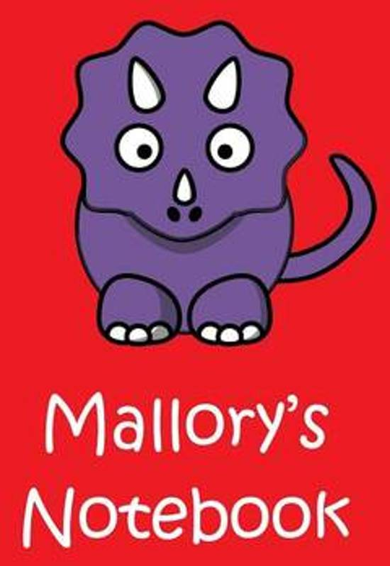 Mallory's Notebook