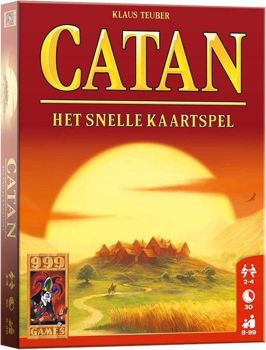 Afbeelding van het spel De Kolonisten van Catan Het Snelle Kaartspel