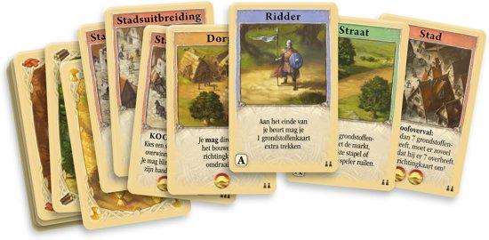 Thumbnail van een extra afbeelding van het spel De Kolonisten van Catan Het Snelle Kaartspel