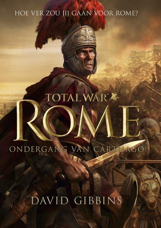 Total war - Rome - ondergang van Carthago