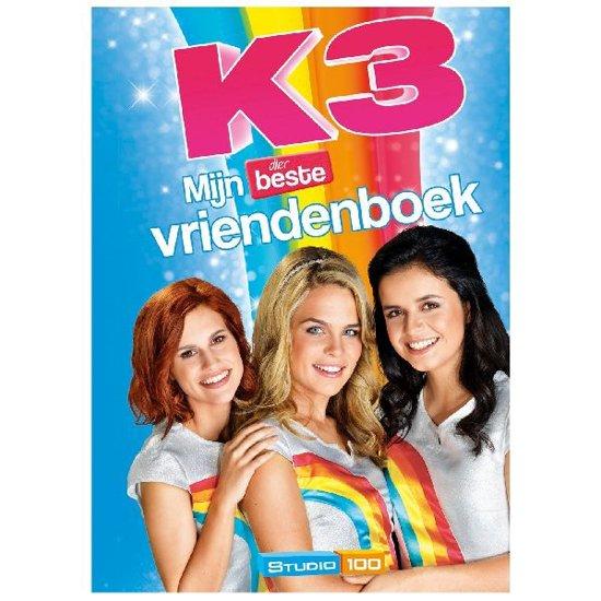 Afbeelding van K3 : vriendinnenboek