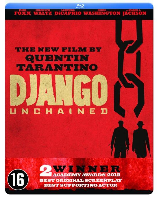 Django Unchained (Steelbook) (Blu-ray)