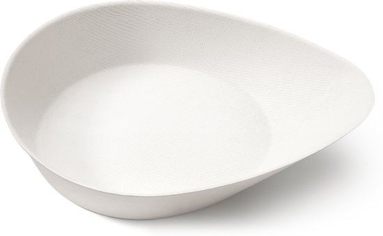 Natural Tableware Sucadrops Medium wegwerp bord - Bagasse - 20 Stuks - Composteerbaar