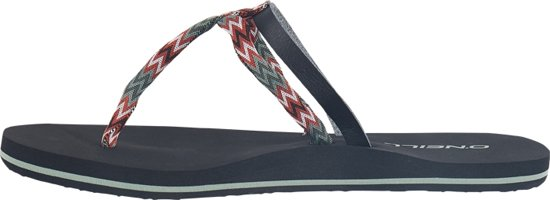 O'neill Slippers Venice Ditsy - Black Out 37