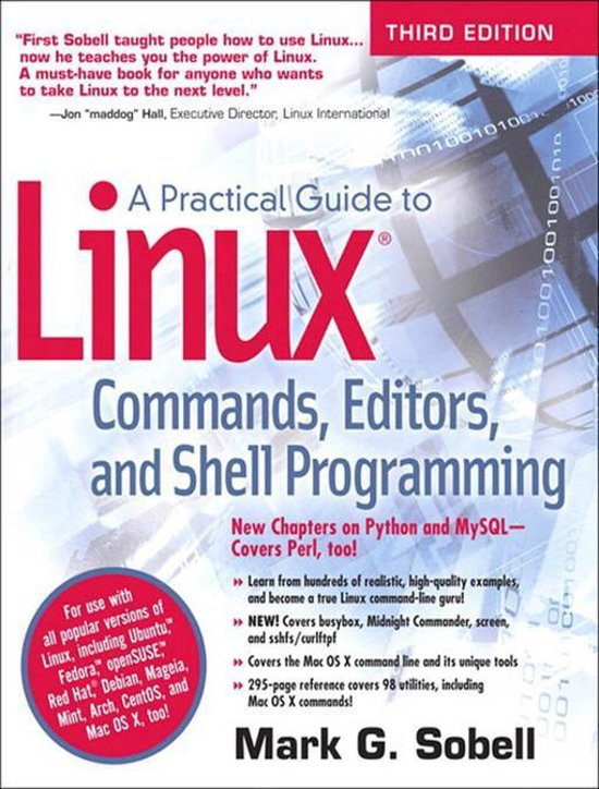 Linux Command Book
