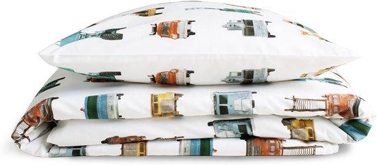 Studio Ditte Werkauto Dekbedovertrek 120 x 150 cm