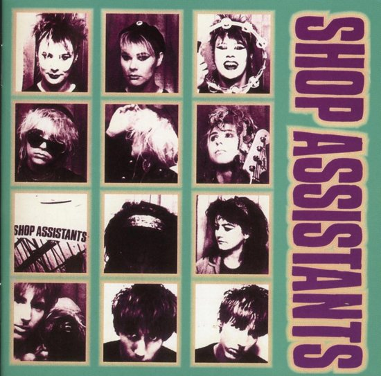 Shop Assistants Aka Will