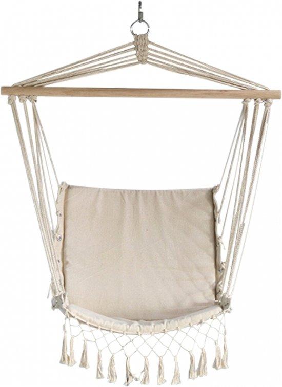Hangstoel Voor In De Tuin.Bol Com Tuin Hangstoel Ibiza Macrame