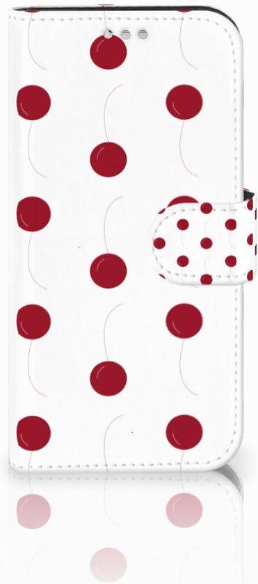 Samsung Galaxy S7 GSM Hoesje Design Cherries