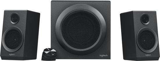 Logitech Z333 - Multimedia Speakers