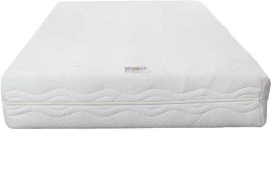 Bedworld Pocket Comfort Gold - Matras - 80x190 - 20 cm matrasdikte Medium ligcomfort