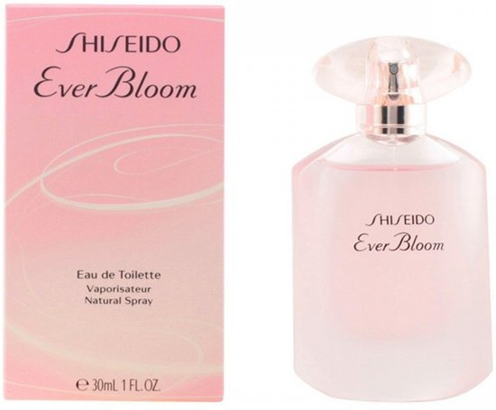 Shiseido Ever Bloom Eau de Toilette Spray 50 ml