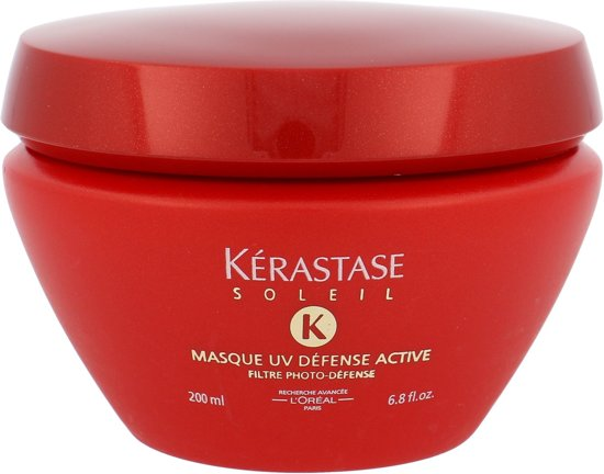 Kerastase Soleil Masque UV Defense Active  - 200 ml - Haarmasker