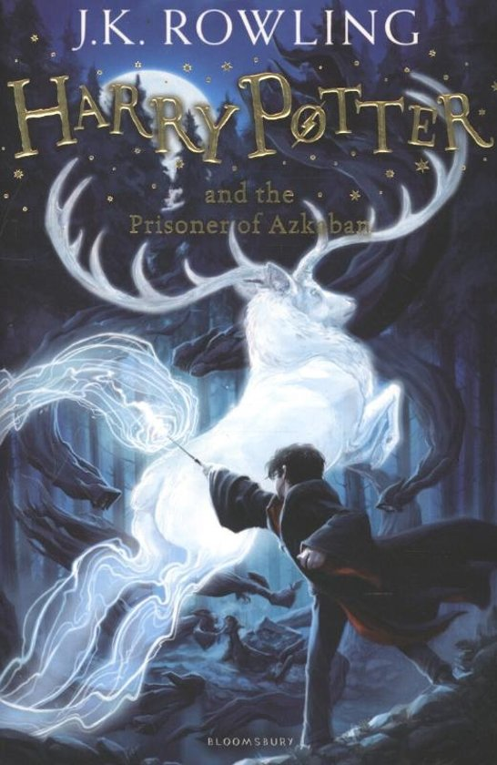 Harry Potter 3 - Harry Potter and the Prisoner of Azkaban - J.K. Rowling