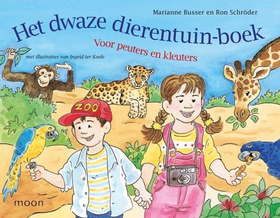 Het dwaze dierentuin-boek
