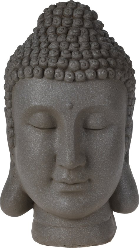 Boeddha Beeld Beton.Bol Com Boeddha Hoofd In Beton