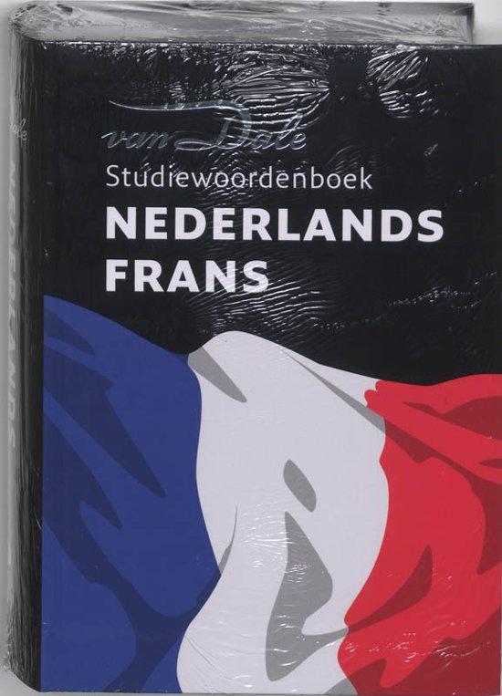 Van Dale Studiewoordenboek Nederlands Frans