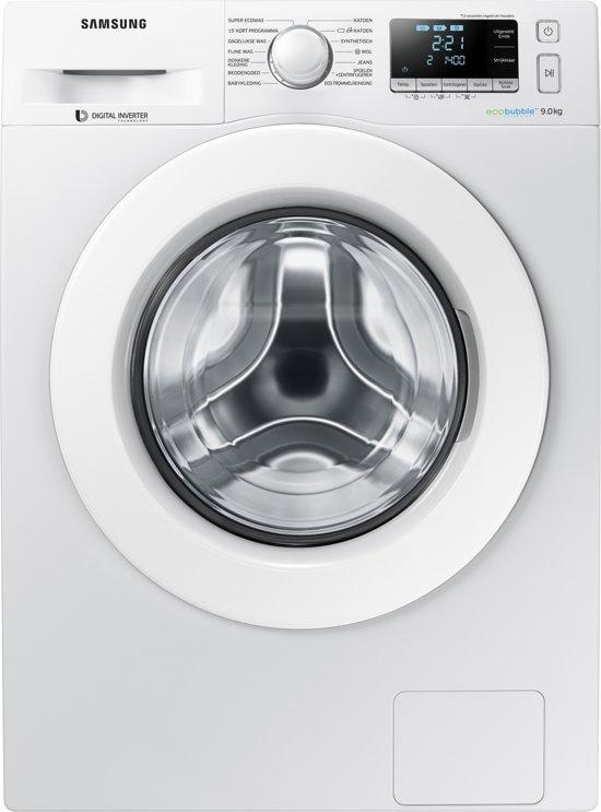 Samsung WW90J5426MW - Eco Bubble - Wasmachine