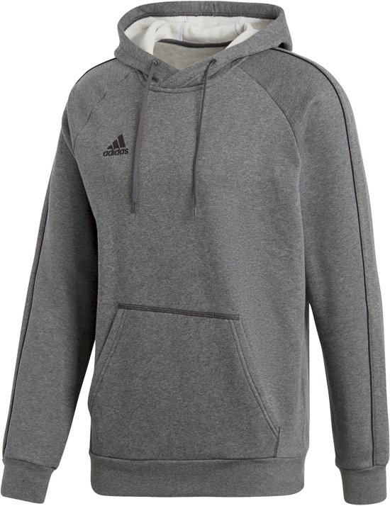 Adidas Core 18 Hooded  Sporttrui casual - L  - Mannen
