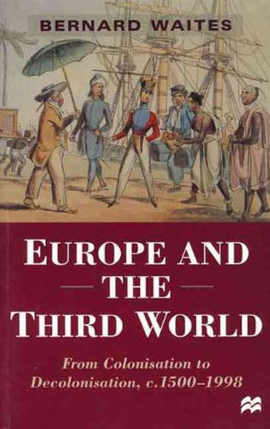 an analysis of the colonization of the new world