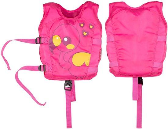 Waimea Zwemvest Dier - 3-6 Jaar - Flamingo - Roze