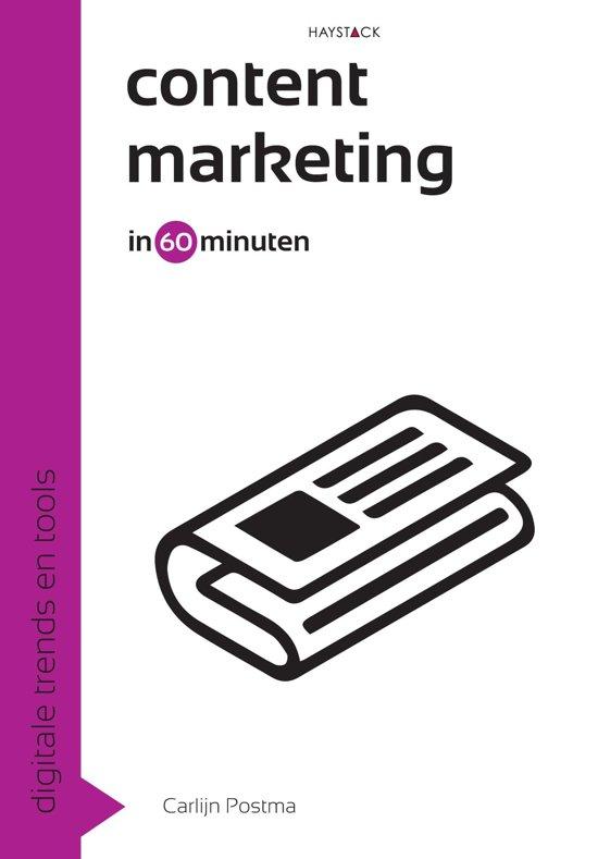 Contentmarketing in 60 minuten