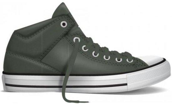 86147dc867f Converse Chuck Taylor All Star High Steet - Sneakers - Unisex - Maat 38 -  Groen