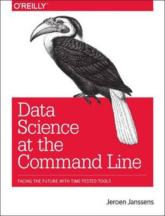 Data Science at the Command Line