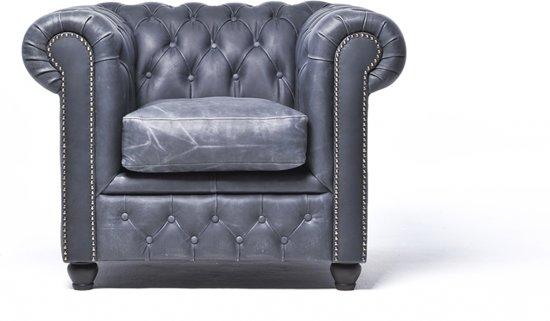 The Chesterfield Brand Vintage - Fauteuil - Met arm - Zwart