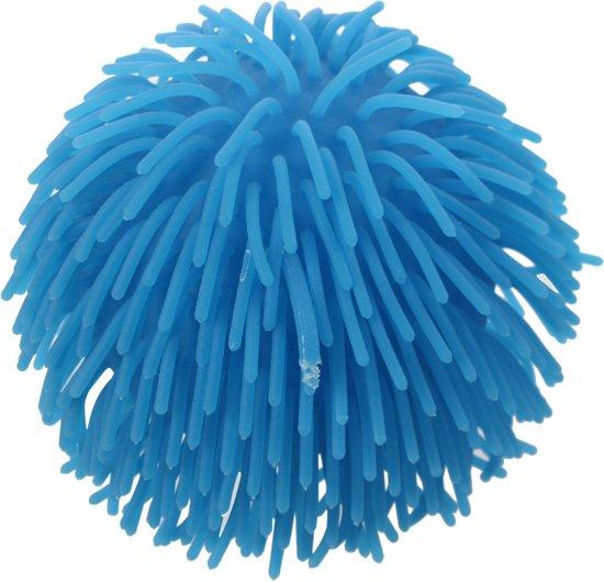 Johntoy Fluffy Bal Blauw 140 Mm
