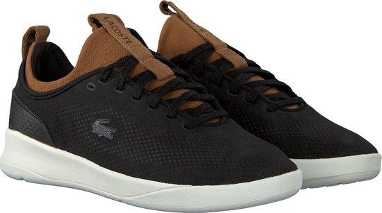 Sneakers Lt Lacoste Heren 43 Spirit Zwart Maat E5EqfSr