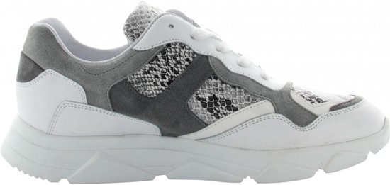 Tango Dames Sneakers Kady - Wit