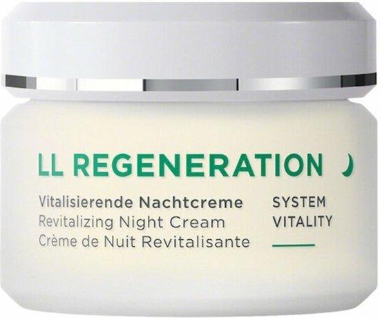 Borlind LL Regeneration - 50 ml - Nachtcrème
