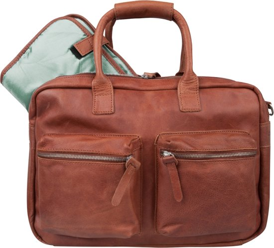 Cowboysbag The Diaper Bag Luiertas - Cognac