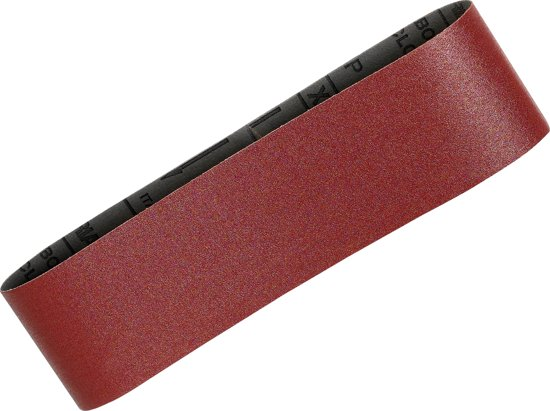 Makita P-37340 Schuurband K100 610x76 Red