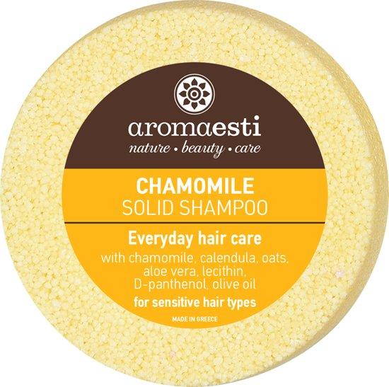 Aromaesti Solid Shampoo Bar Kamille - gevoelige huid - 2 stuks