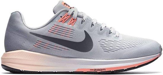 Nike Air Zoom Structure 21 Hardloopschoenen - Schoenen - grijs - 37 1/2
