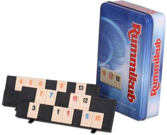 Afbeelding van het spel Goliath Rummikub Reisspel In Blik