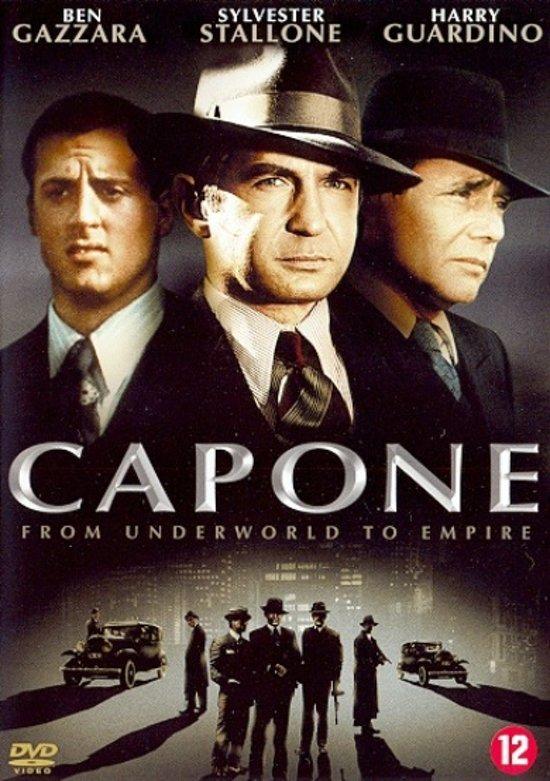 Cover van de film 'Capone'