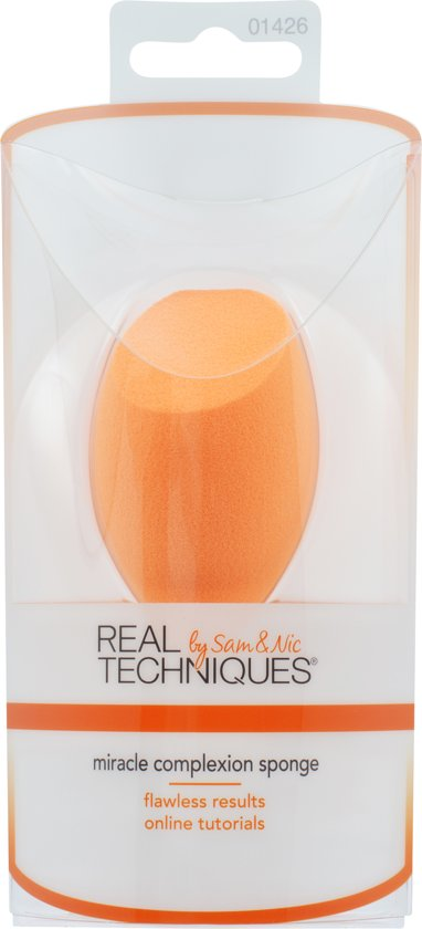 Real Techniques Miracle Body Complexion Sponge - Make-up spons