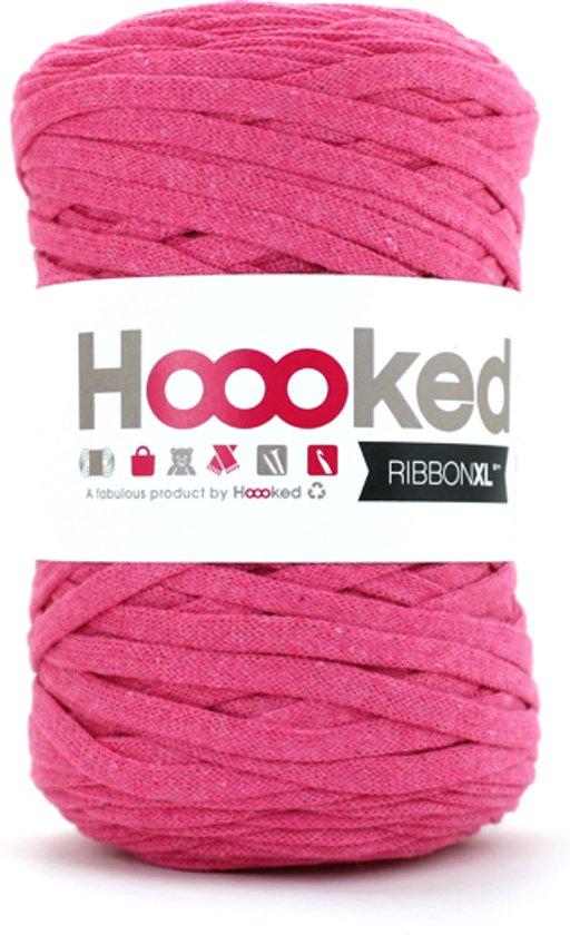 Bolcom Hoooked Ribbon Xl Bubblegum Pink Hoooked Speelgoed
