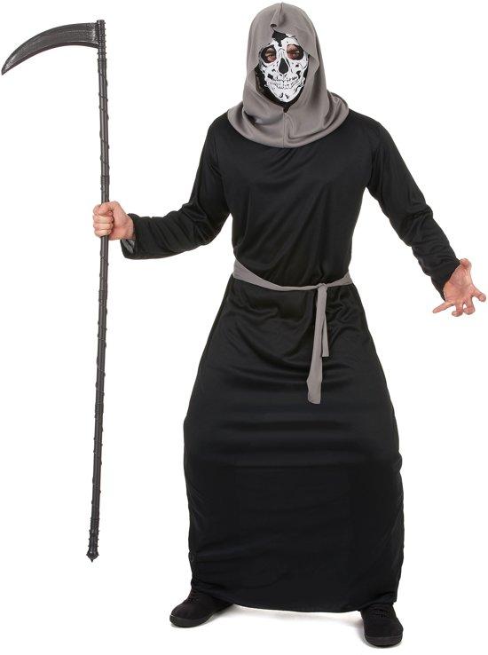 Halloween Kostuum Magere Hein.Magere Hein Halloween Kostuum Voor Heren Halloween Verkleedkleding One Size M L