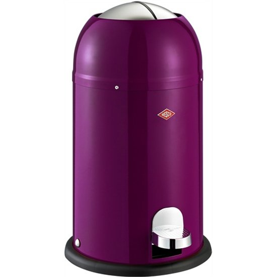 Wesco Kickmaster Junior Pedaalemmer - 15 l - Blackberry Purple